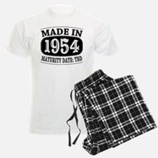 Made in 1954 - Maturity Date Pajamas