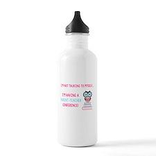 Parent-Teacher Conference Water Bottle
