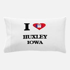 I love Huxley Iowa Pillow Case