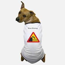 Nice Driving Dog T-Shirt
