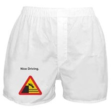 Nice Driving Boxer Shorts