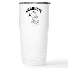 Dancing Dog Graduate Travel Mug