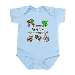 Candy Infant Bodysuit