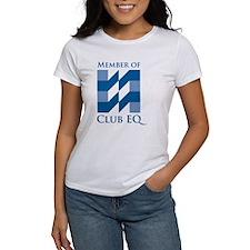 2-ClubEQ2 Women's Cap Sleeve T-Shirt