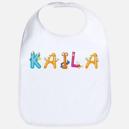 Kaila Baby Bib
