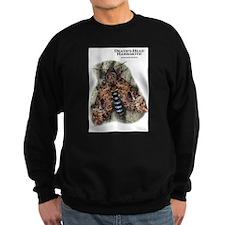 Death's Head Hawkmoth Sweatshirt