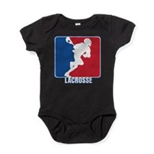 Major League Lacrosse Baby Bodysuit