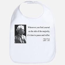 Mark Twain 11 Bib