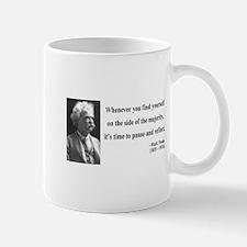 Mark Twain 11 Mug