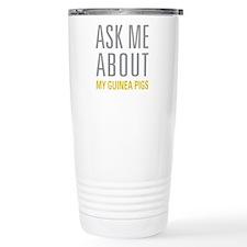 My Guinea Pigs Travel Mug