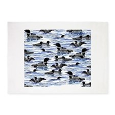 Lots of Loons 5'x7'Area Rug