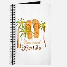 Tropical Cozumel Bride Journal