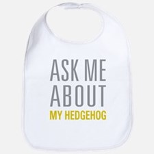 My Hedgehog Bib