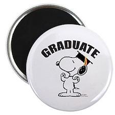 Snoopy Graduate Magnet