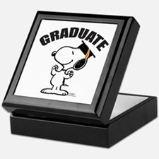 Snoopy Graduate Keepsake Box