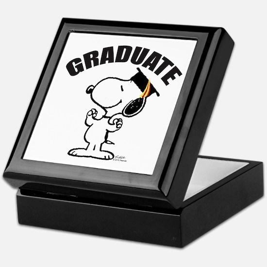 Snoopy Graduate Keepsake Box