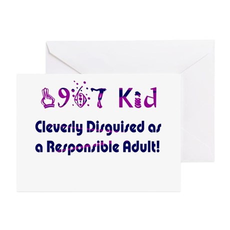 40th birthday party invitations (pack of 10)