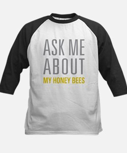 My Honey Bees Baseball Jersey