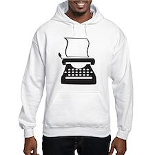 Typewriter Hoodie