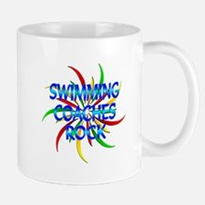 Swimming Coaches Rock Mug