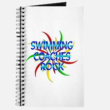 Swimming Coaches Rock Journal