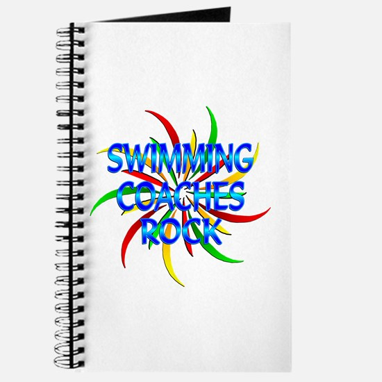 Swimming Coaches Rock Journal