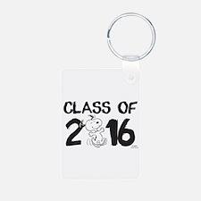 Celebrating Snoopy 2016 Keychains