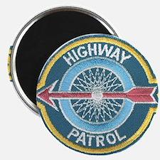 Highway Patrol Magnet