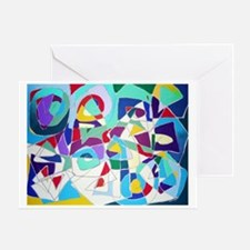 Venus HEART OF GLASS Greeting Card