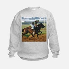 Racing head to head Sweatshirt