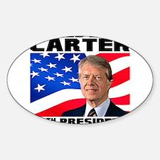 39 Carter Sticker (Oval)