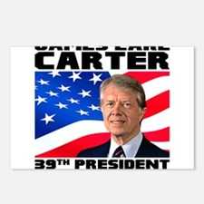 39 Carter Postcards (Package of 8)