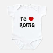 Te * Roma Infant Bodysuit