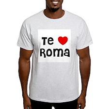 Te * Roma T-Shirt