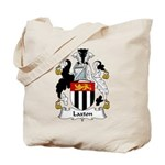Laxton Family Crest Tote Bag