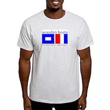 Unique Of boat T-Shirt
