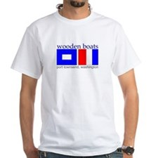 woodboat2 T-Shirt