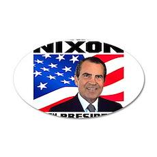 37 Nixon Wall Decal