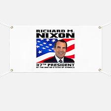 37 Nixon Banner