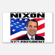 37 Nixon Decal