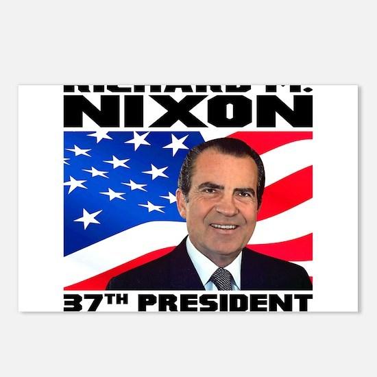 37 Nixon Postcards (Package of 8)