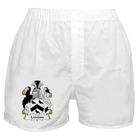 Lawson Family Crest Boxer Shorts