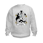 Lawson Family Crest Kids Sweatshirt