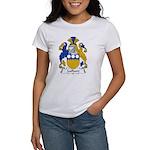 Latham Family Crest Women's T-Shirt