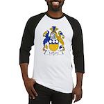 Latham Family Crest  Baseball Jersey