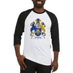 Lannoy Family Crest Baseball Jersey