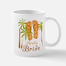 Tropical Aruba Bride Mug