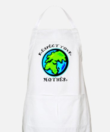 Respect Your Mother BBQ Apron