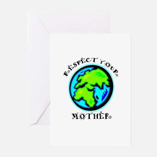 Respect Your Mother Greeting Cards (Pk of 10)