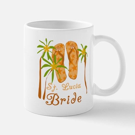 St. Lucia Bride Mug